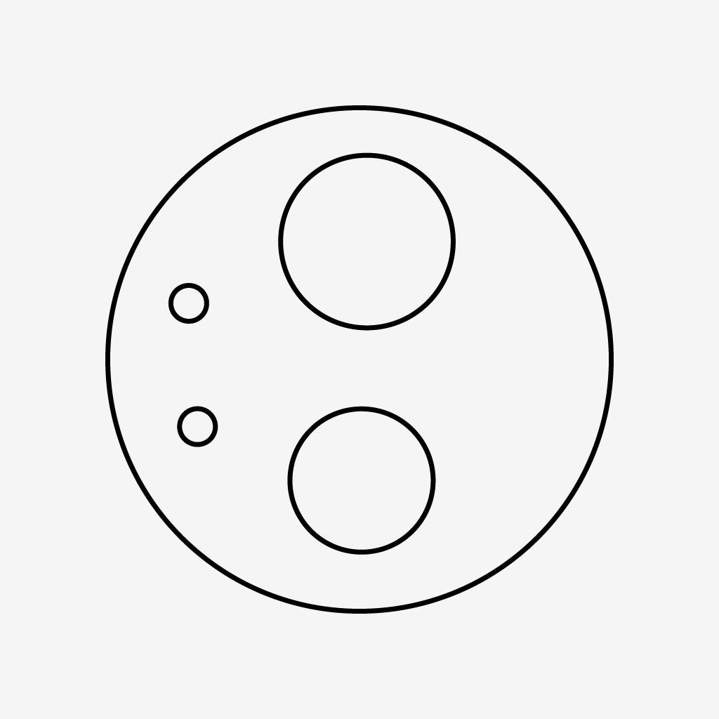 4-Loch Schlauchanschluss
