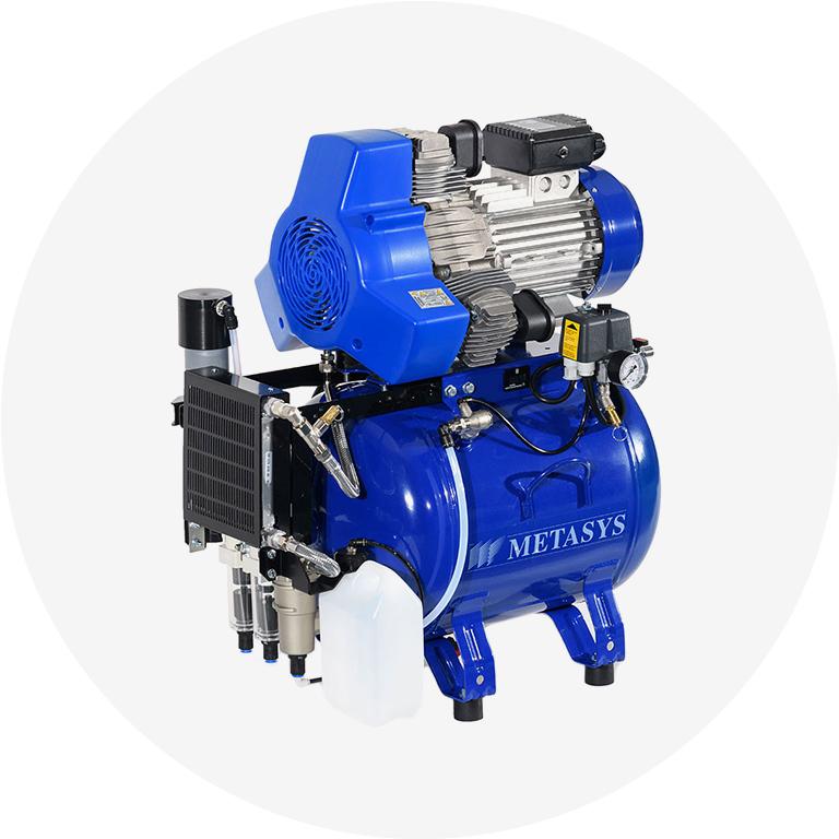 Kompressoren für CAD/CAM