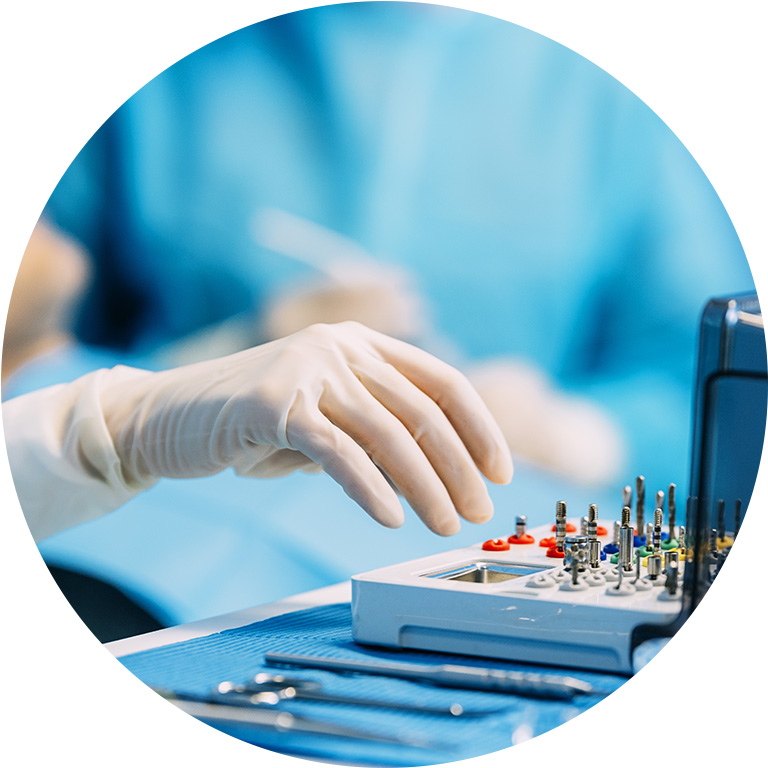 Chirurgie & Implantologie