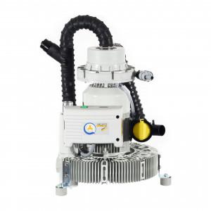 Das Produkt Metasys EXCOM hybrid 1 Sauganlage für 1 Behandlungseinheit ohne Schalldämmbox 02010311 aus dem Global-dent online shop.