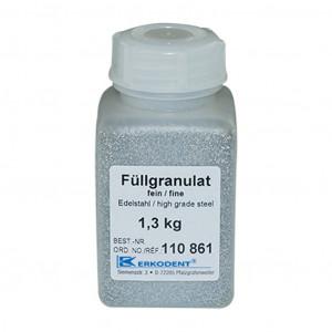 Das Produkt Erkodent Füllgranulat Edelstahl feine Körnung 110861 aus dem Global-dent online shop.
