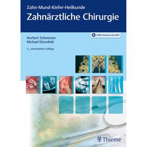 Das Produkt Zahnärztliche Chirurgie 9783132430327 aus dem Global-dent online shop.