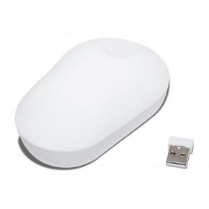 PUREKEYS Medizinische Maus, Touch Scroll, IP66-Weiß-Kabellos 40075