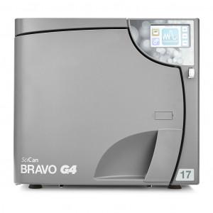 Das Produkt Scican Kammerautoklav BRAVO G4, 17 Liter Kammergröße, G4-Cloud, WLAN aus dem Global-dent online shop.