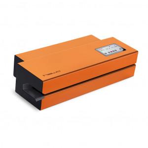 hawo Durchlaufsiegelgerät hm 950 DC-V NanoPak 0.617.319, Orange mit Validierungspaket