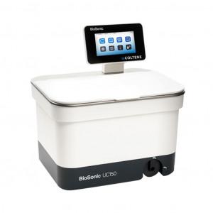 Das Produkt Coltene Ultraschall-Reinigungssystem BioSonic UC 150, 5,7 Liter Tankvolumen, Heizung, großes Touchdisplay, als Tisch- oder Einbaugerät, 60021988 aus dem Global-dent online shop.