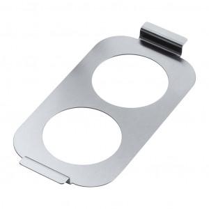 Das Produkt Reitel Glashalter für SONIRET, Edelstahl 20403000 aus dem Global-dent online shop.