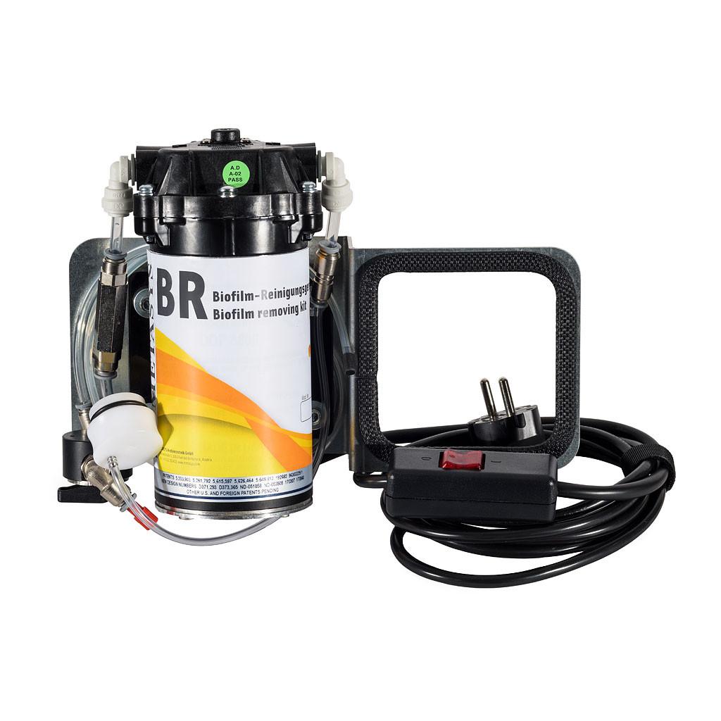 Das Produkt Metasys BR Biofilm-Reinigungssystem, Gerät, 1.000 ml Desinfektionslösung 40050501 aus dem Global-dent online shop.