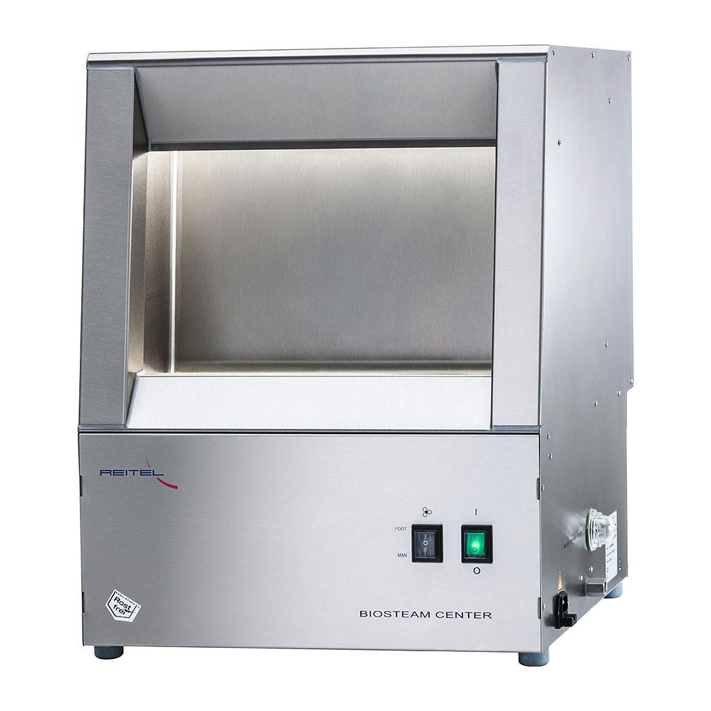 Das Produkt Reitel BIOSTEAM CENTER Abdampfstation 10106000 aus dem Global-dent online shop.