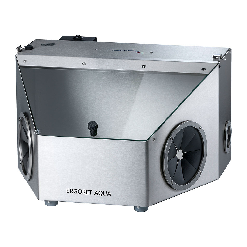 Das Produkt Reitel ERGORET AQUA Arbeitsplatz 16900000 aus dem Global-dent online shop.