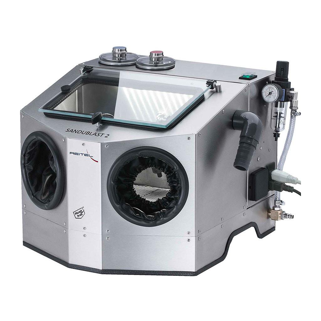 Das Produkt Reitel SANDUBLAST 2 Sandstrahlgerät 14605000 aus dem Global-dent online shop.