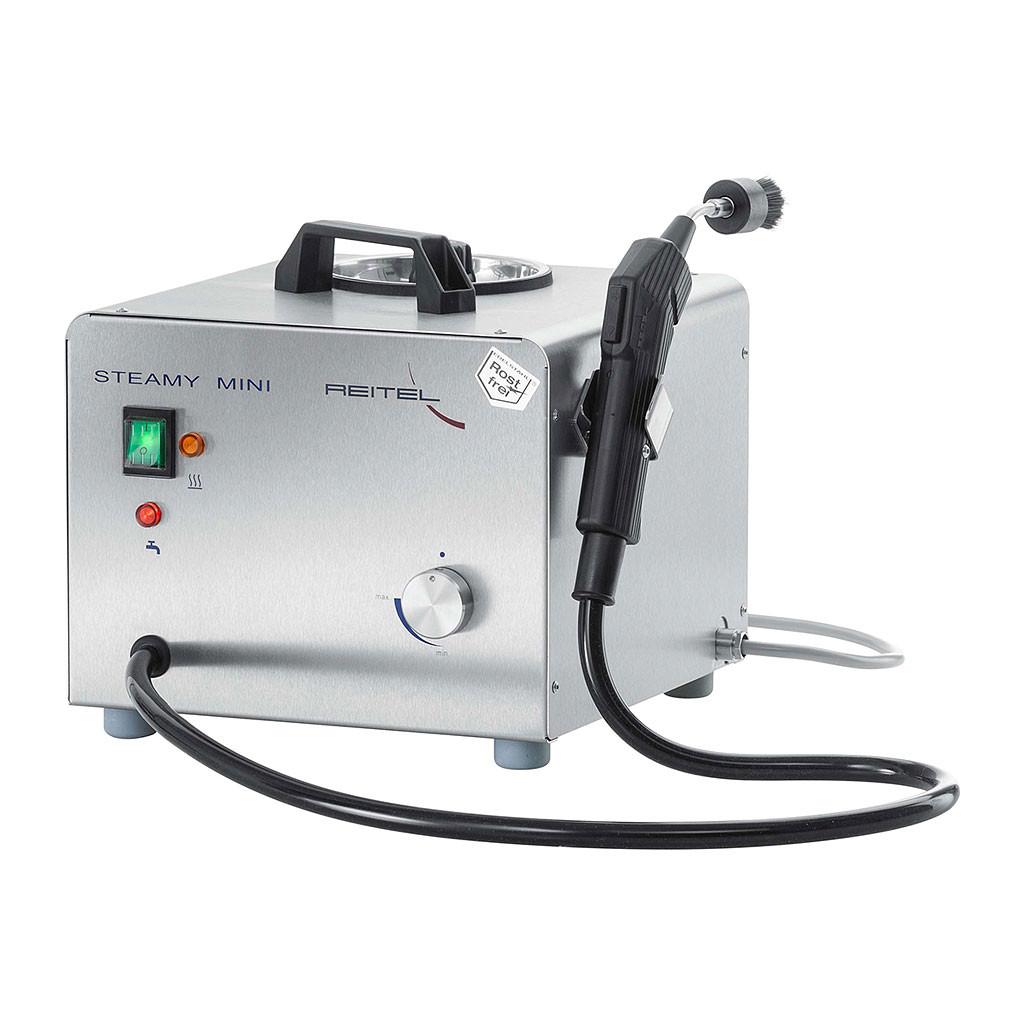 Das Produkt Reitel STEAMY MINI Dampfstrahler 10904000 aus dem Global-dent online shop.