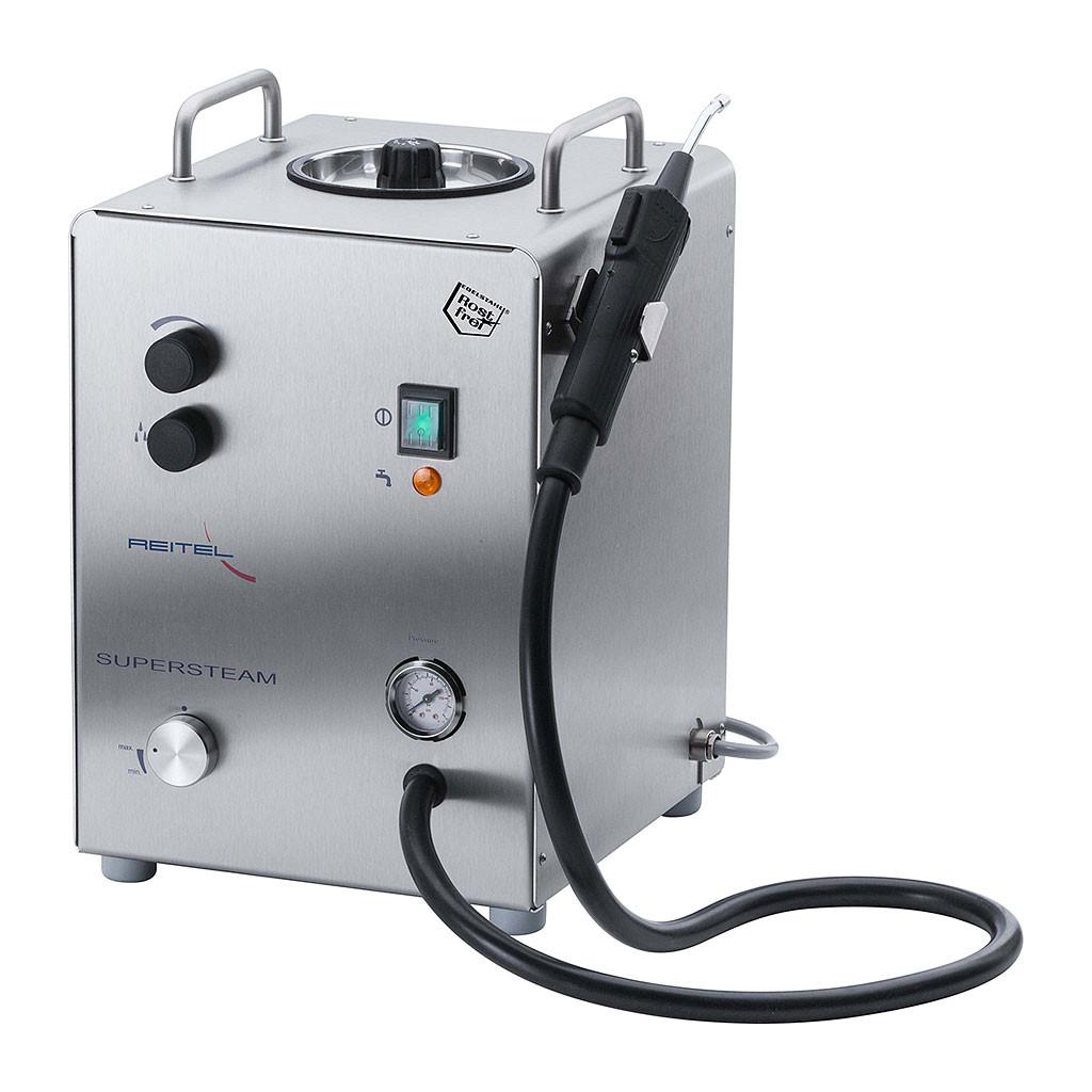 Das Produkt Reitel SUPERSTEAM  Dampfstrahler 14201000 aus dem Global-dent online shop.