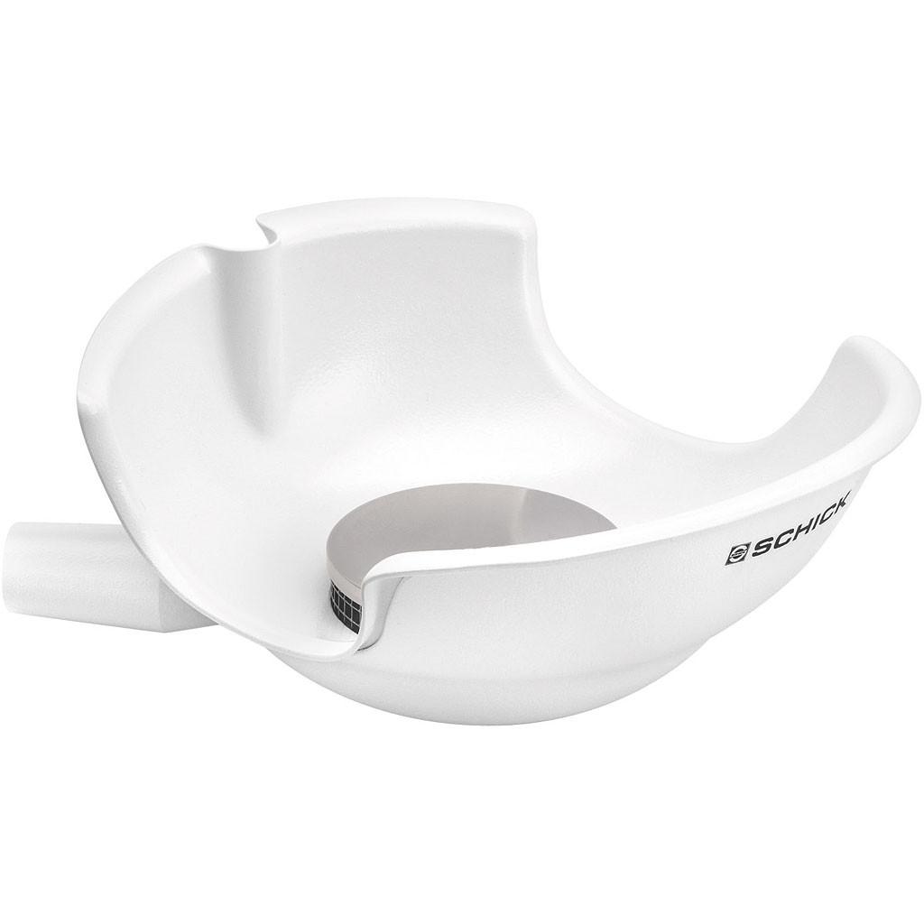 Das Produkt Schick Absaugwanne mit Absaugstutzen 2470.5 aus dem Global-dent online shop.