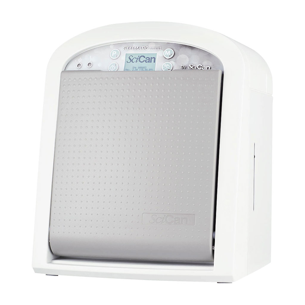 Das Produkt SciCan Reinigungs- und Pflegegerät STATMATIC smart Typ 3 für Winkelstücke S33003 aus dem Global-dent online shop.