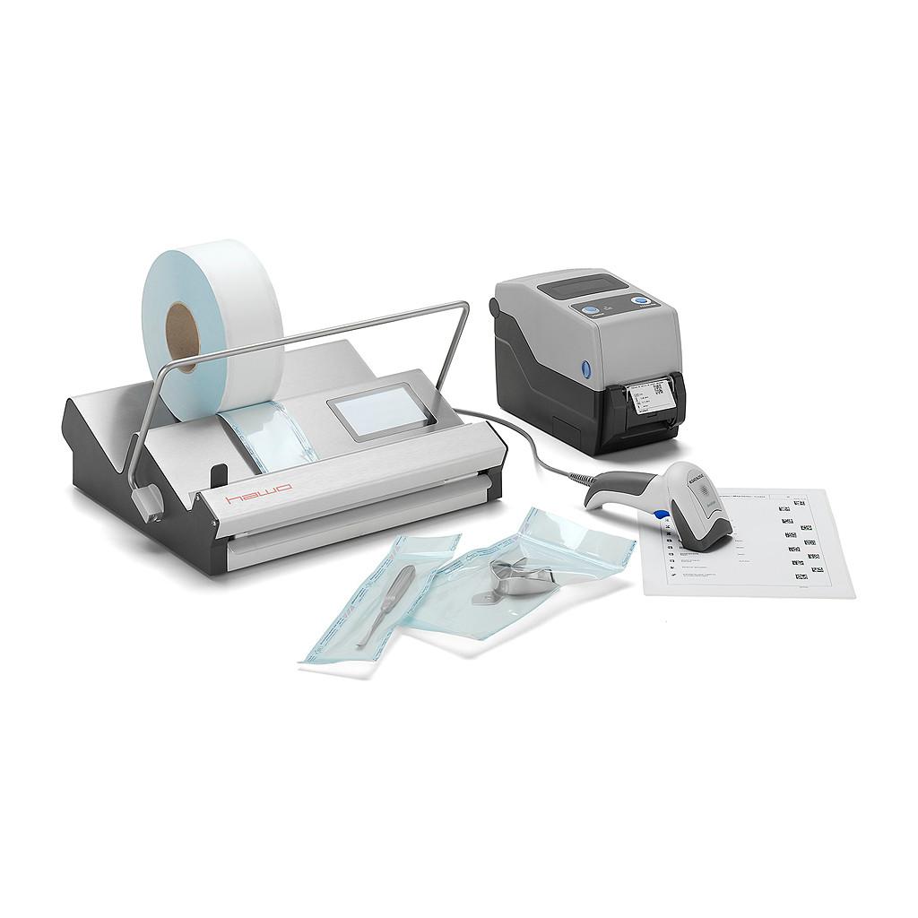 Das Produkt hawo ValiDOC® TOUCH Dokumentationssystem mit hd 480 WSI-V mit Validierungspaket aus dem Global-dent online shop.