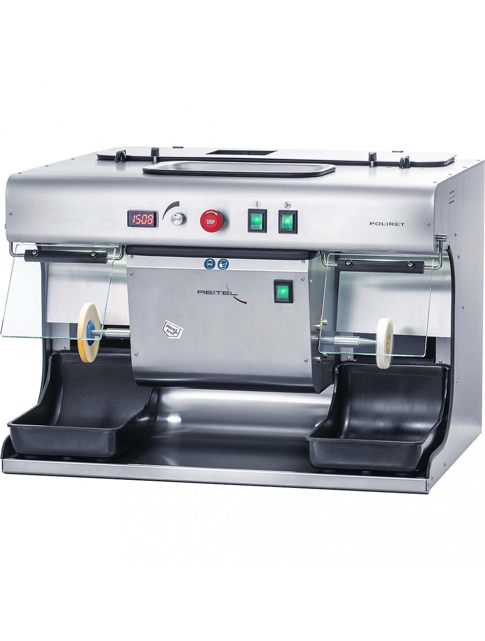 Das Produkt Reitel POLIRET Poliergerät mit Drehzahlanzeige 10328001 aus dem Global-dent online shop.