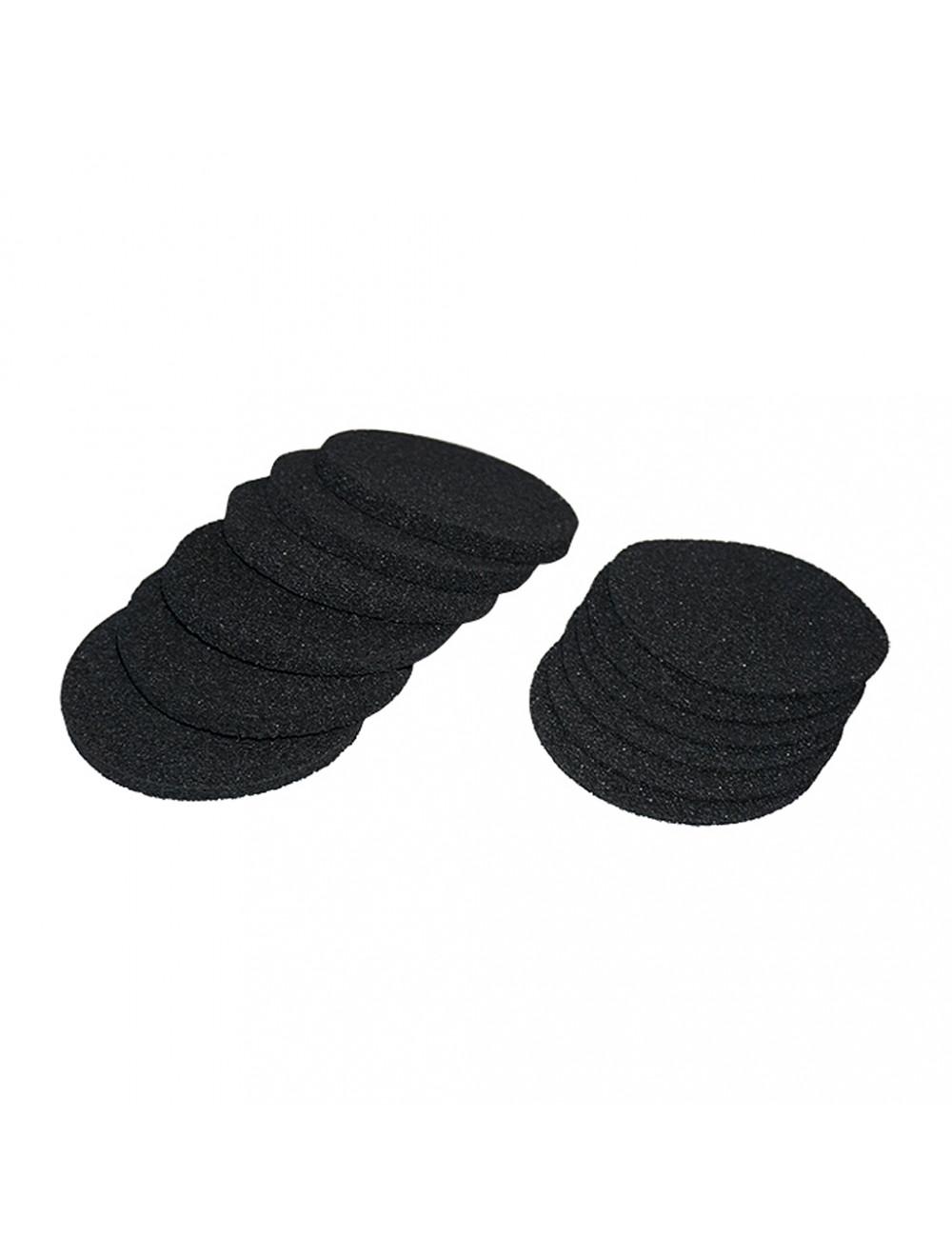 Erkodent Erkopor black Schaumstoffscheiben 110901 und 110902