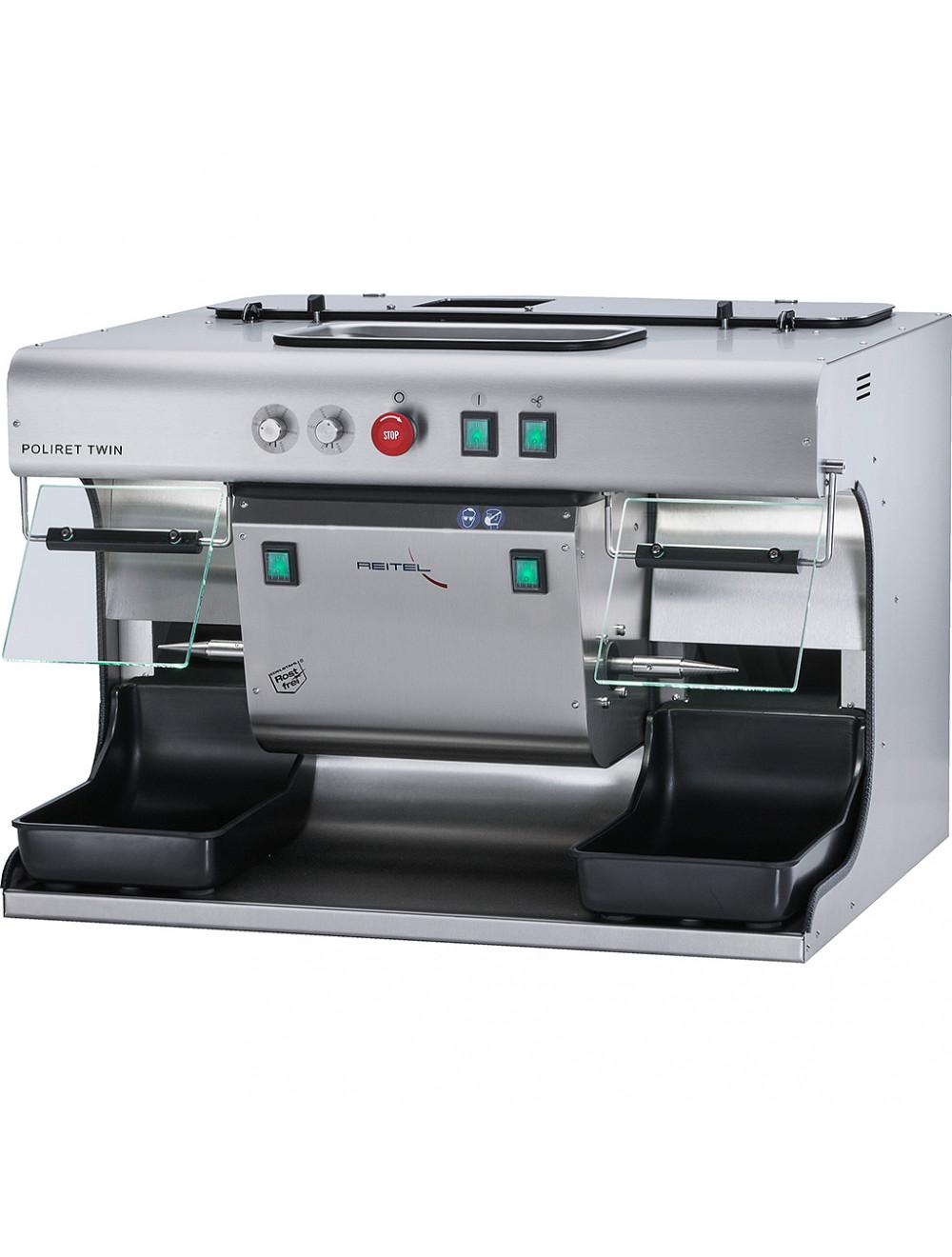 Das Produkt Reitel POLIRET TWIN Poliergerät 12703000 aus dem Global-dent online shop.