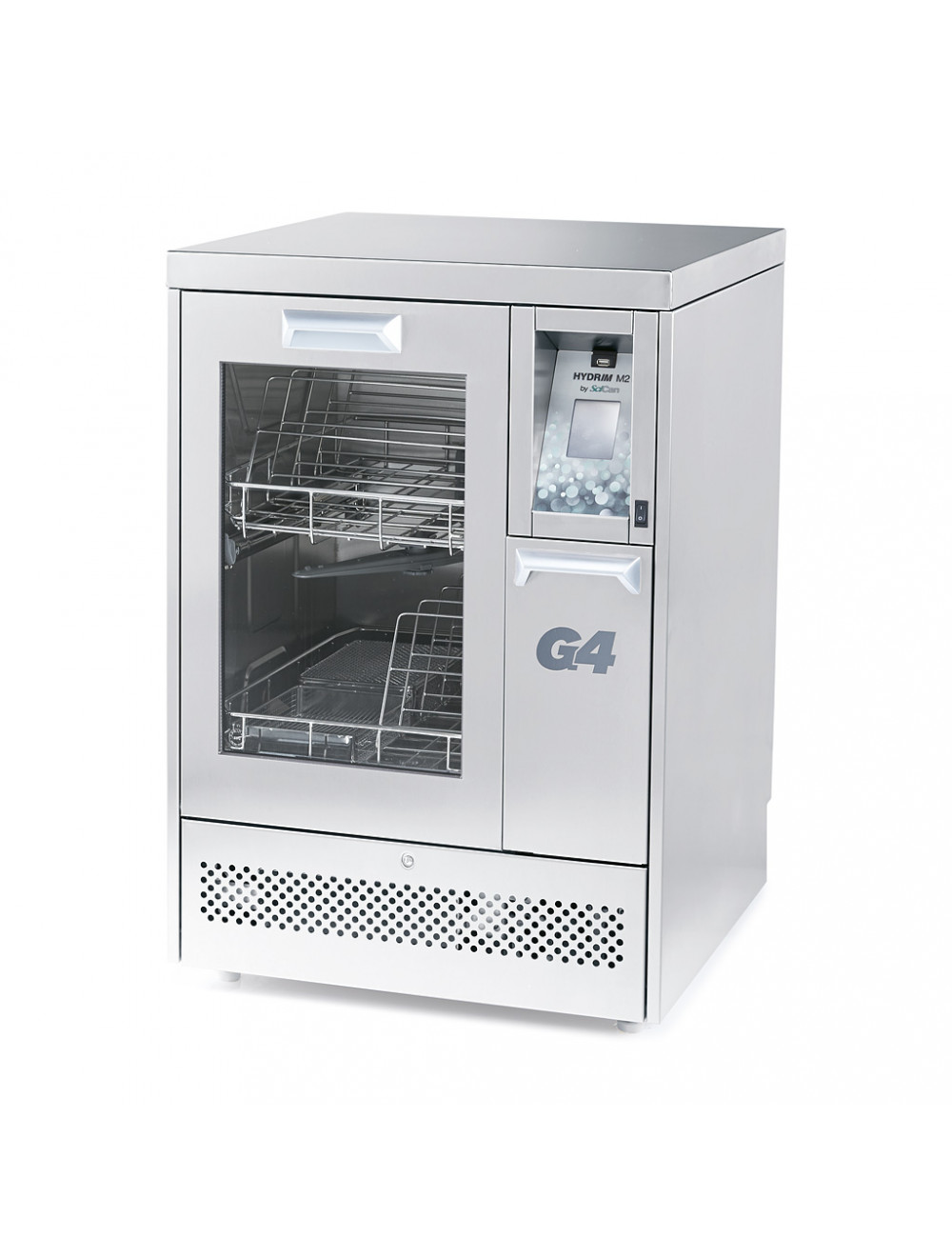 Das Produkt Scican Reinigungs- und Desinfektionsgerät HYDRIM M2, G4-Cloud M2WD-D02SH-G4, verschiedene Beladungsoptionen aus dem Global-dent online shop.