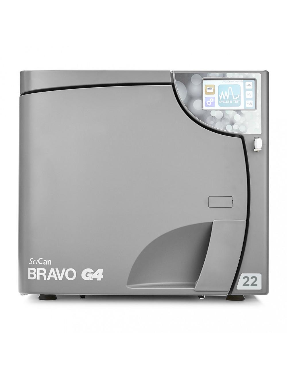 Das Produkt Scican Kammerautoklav BRAVO G4, Kammergröße 22 Liter, G4-Cloud, WLAN aus dem Global-dent online shop.