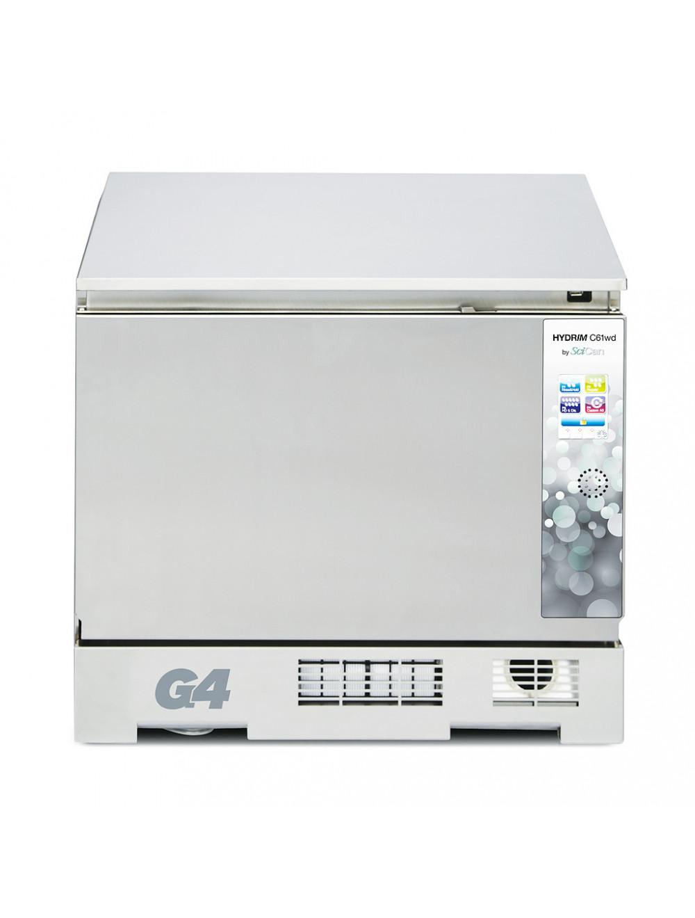 Das Produkt Scican Reinigungs- und Desinfektionsgerät HYDRIM C61WD, G4-Cloud C61WD-D02 - Beladungsoption 2 aus dem Global-dent online shop.