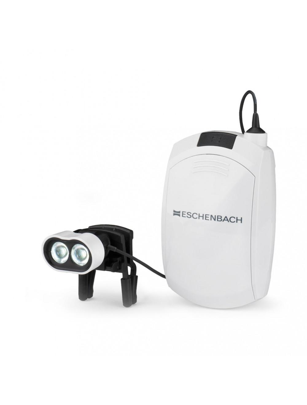 Eschenbach headlightLED, mit Clip für Brillenträger 160422