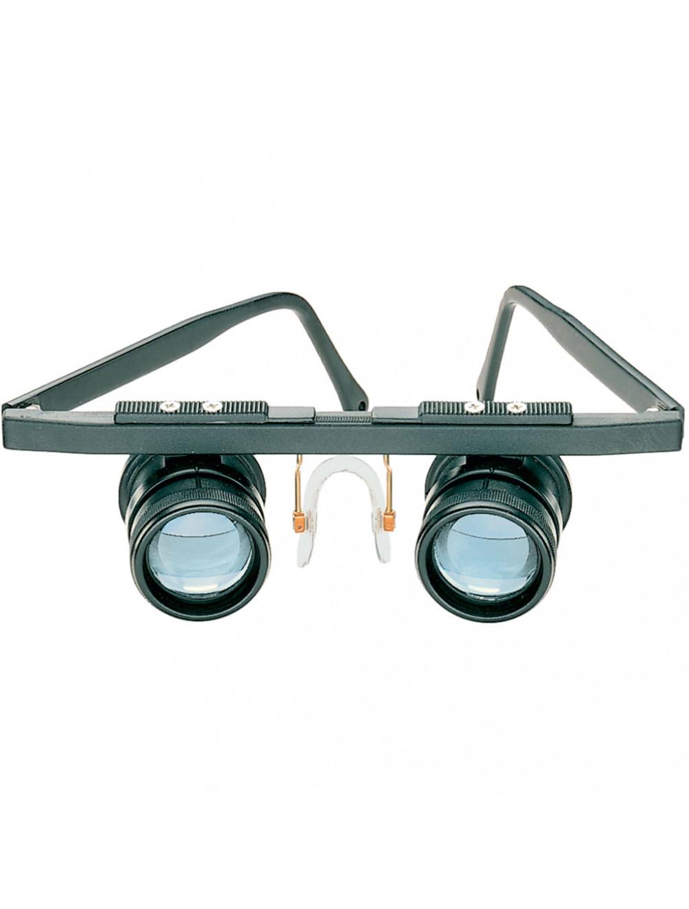 Das Produkt Eschenbach ridoMED Lupenbrille, 4,0 x, binokular 16364 aus dem Global-dent online shop.