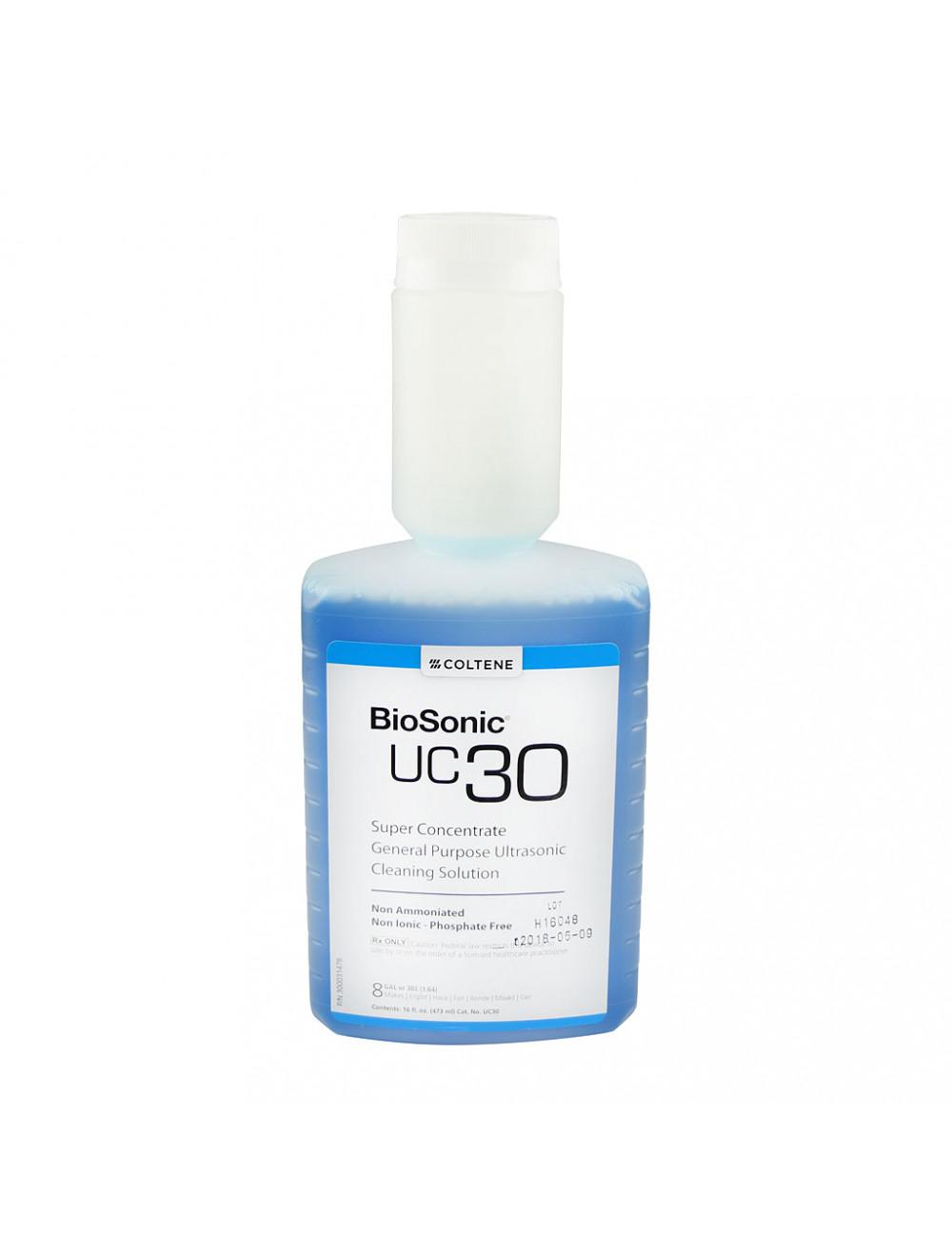 Coltene BioSonic Universalreiniger 473 ml in MeterDose Dosierflasche, Superkonzentrat UC30