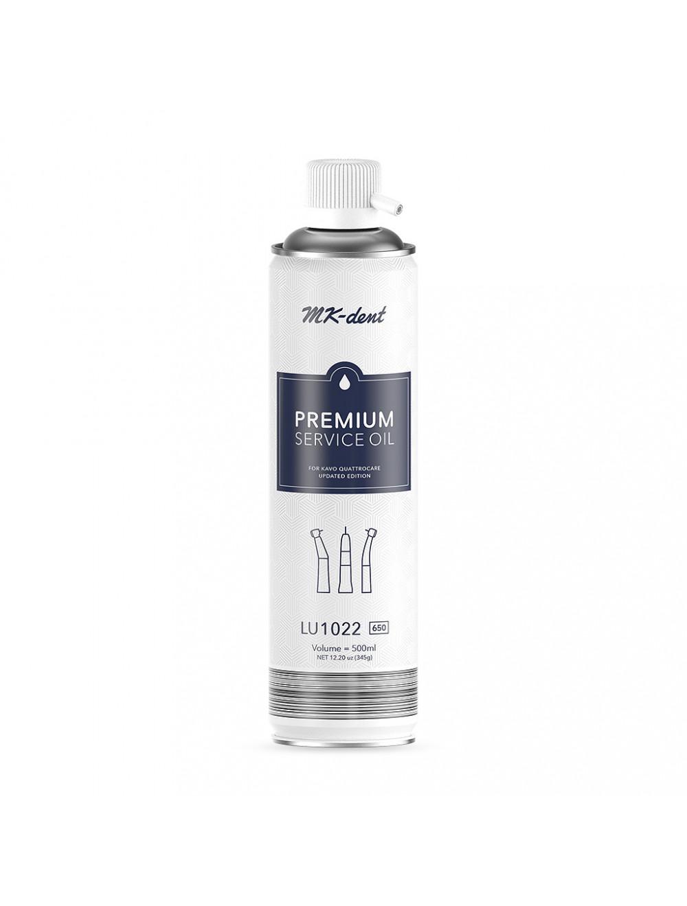 Das Produkt MK-dent Premium Service Öl LU1022 aus dem Global-dent online shop.