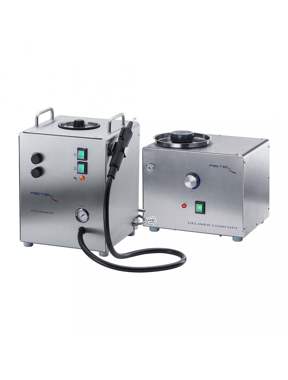 Das Produkt Reitel TRONADA und DELIMER COMFORT Kombination 43101000 aus dem Global-dent online shop.