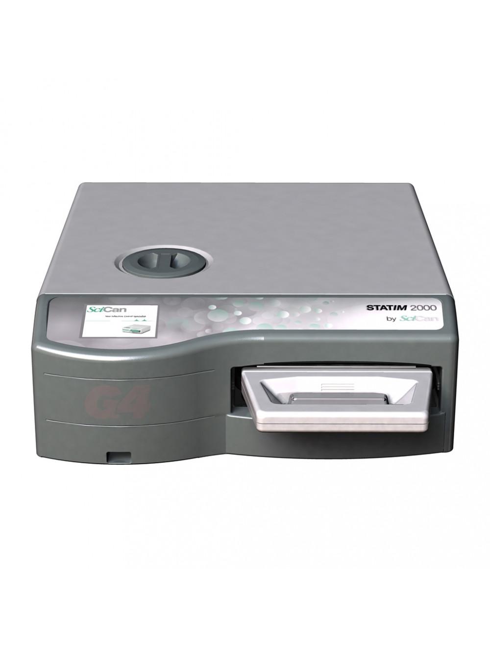 Scican Kassettenautoklave Statim 2000, Kammergröße 1,8 Liter, Sterilisationszeit unter 4 Minuten, G4-Cloud Autoklaven