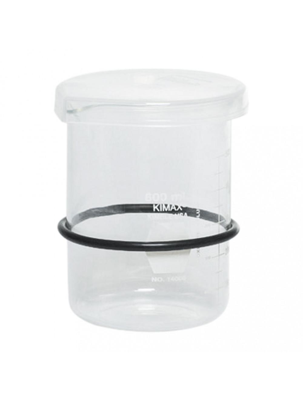 Das Produkt Coltene BioSonic Becherglas für Ultraschallgeräte, 600 ml, Deckel, Positionsring UC53 aus dem Global-dent online shop.